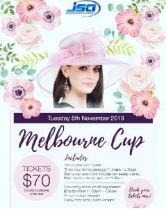 Melbourne Cup @ Joondalup Sports Association